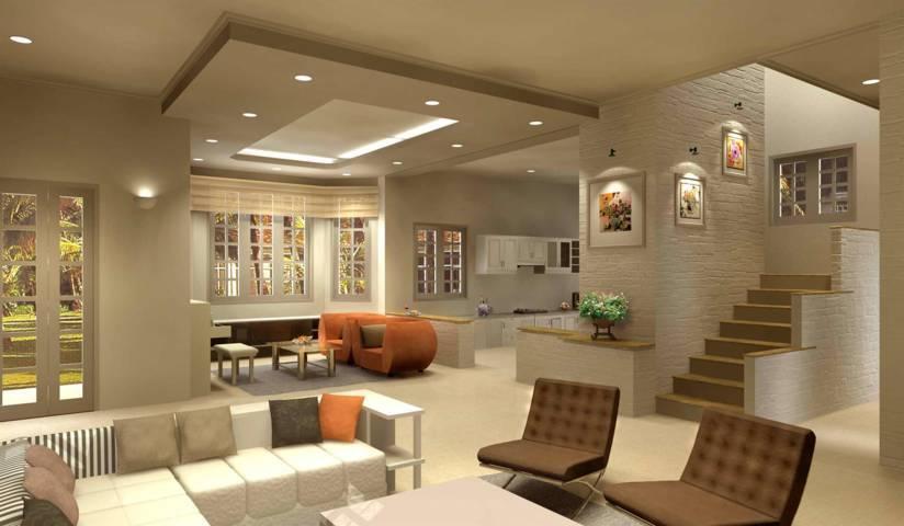 Bừng sáng ngôi nhà của bạn với đèn trang trí LED âm trần
