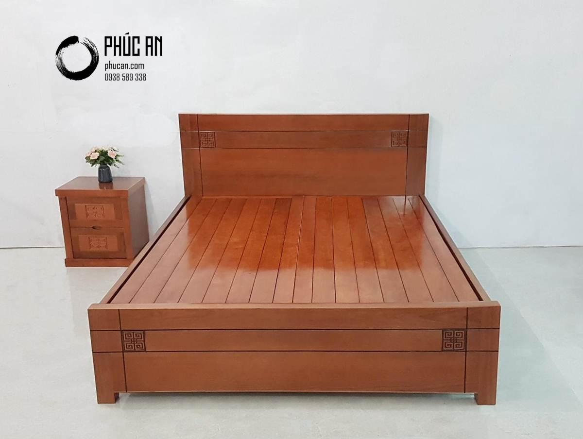 Lựa chọn các mẫu giường gỗ hiện đại như thế nào cho hợp lý nhất?