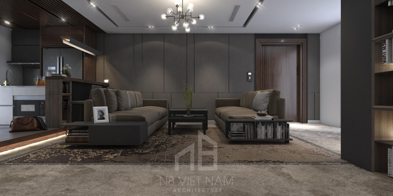 Gợi ý những xu hướng thiết kế nội thất phòng khách siêu đẹp