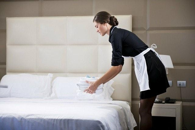 Những vấn đề cần phải biết khi tìm tạp vụ phòng khách sạn