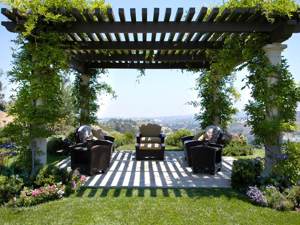 7  ý tưởng thiết kế sân vườn đẹp đơn giản