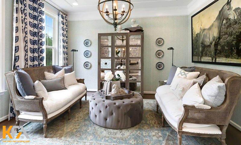 Nên chuẩn bị gì trước khi thi công nội thất phòng khách trọn gói?