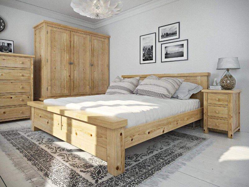 Bí quyết để được mua giường gỗ giá rẻ