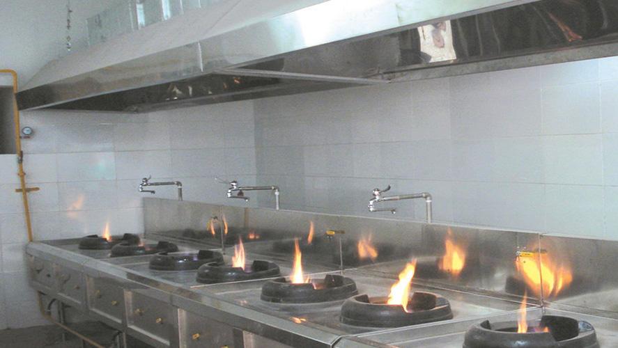Dịch vụ lắp đặt hệ thống hút khói công nghiệp