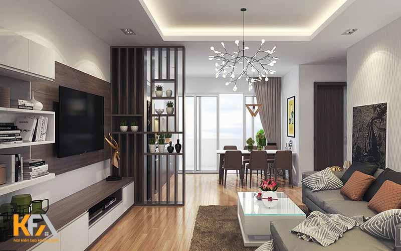 Các yếu tố quyết định nên việc thiết kế thi công nội thất nhà ở