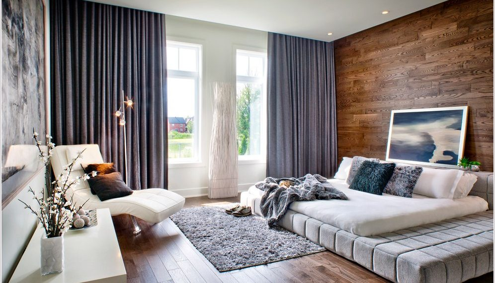Những lưu ý khi lựa chọn rèm phòng ngủ trong trang trí nội thất không gian của bạn