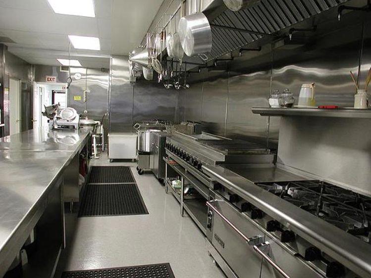 Dịch vụ thiết kế bếp nhà hàng của bếp Thành Phát