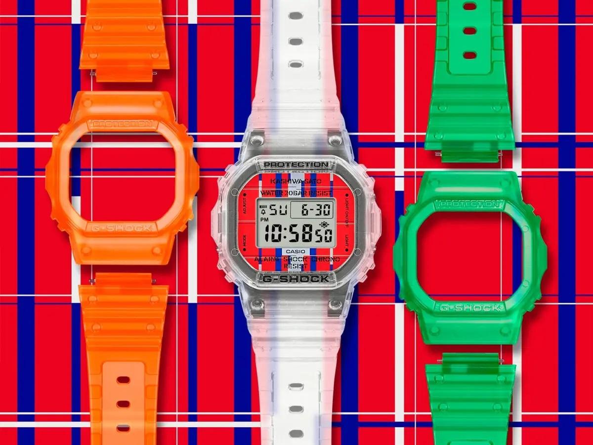 Trên tay 4 mẫu đồng hồ nam hot nhất   của đại lý Casio Anh Khuê