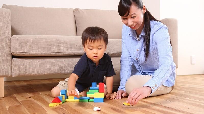 Dịch vụ bảo mẫu tại nhà – giúp trẻ được phát triển toàn diện hơn