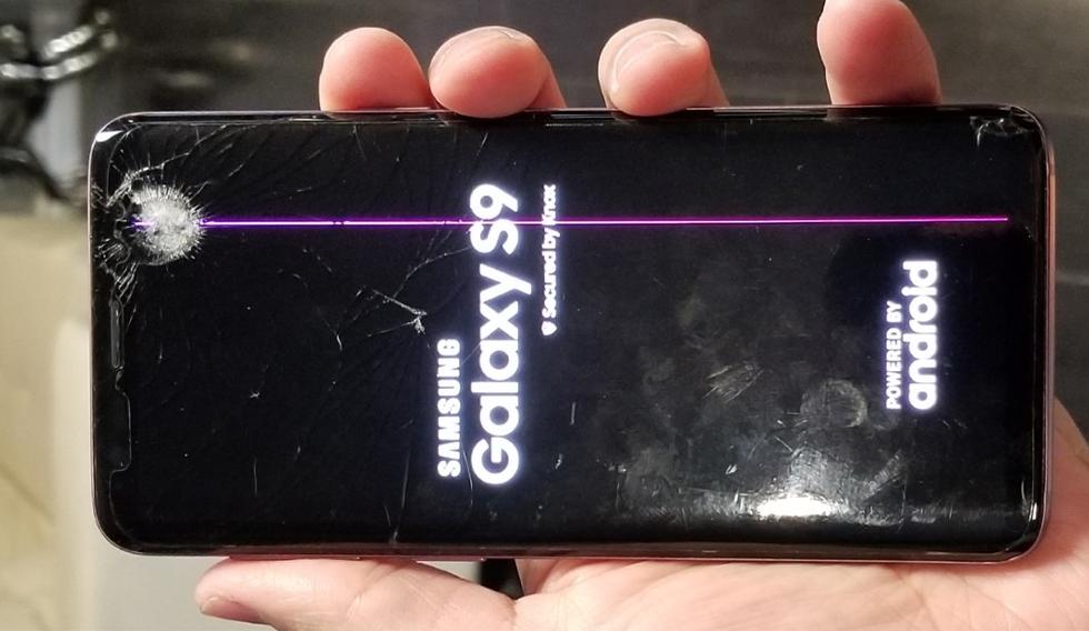 Hướng dẫn sửa chữa hiệu quả lỗi vỡ mặt kính Samsung S9