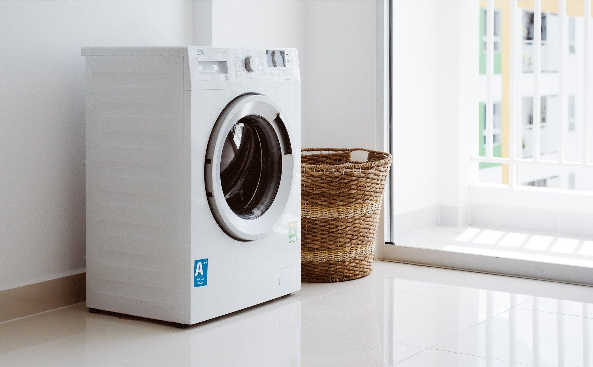 Bí quyết sử dụng máy giặt lâu bền