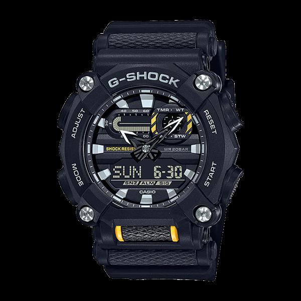Khám phá 3   mẫu đồng hồ G-Shock chính hãng mới toanh thuộc dòng GA-900