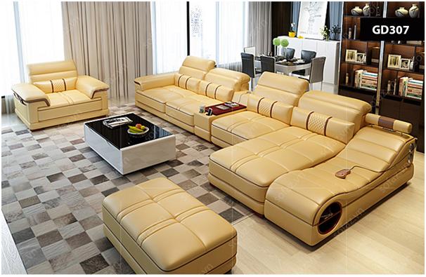 Nên mua ghế sofa phòng khách như thế nào phù hợp với gia đình bạn?